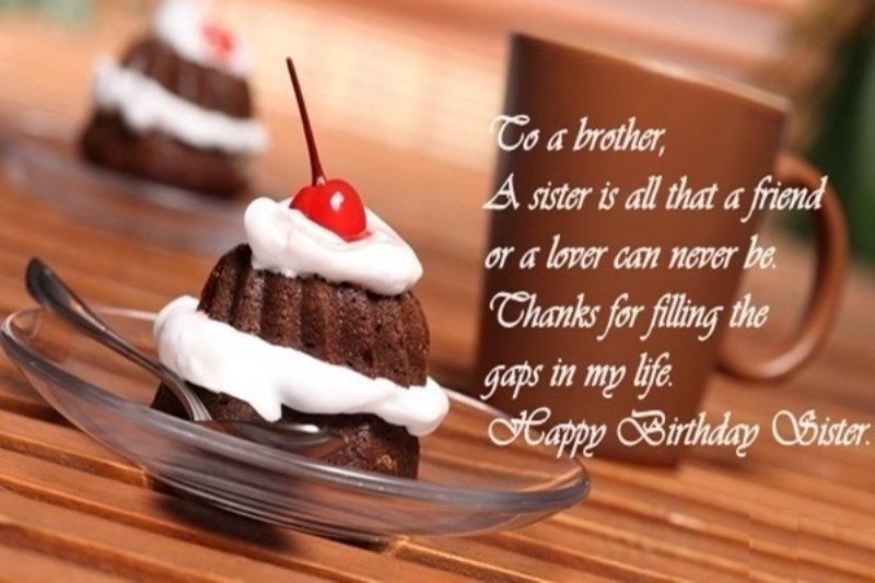 Happy Birthday Cake Images With Quotes For Sister The Best Hd