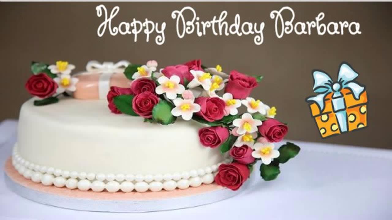 Happy Birthday Barbara