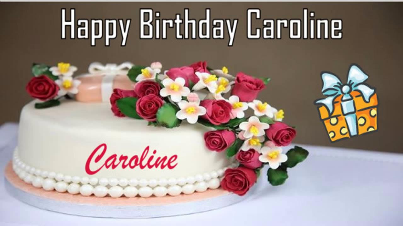 Happy Birthday Caroline