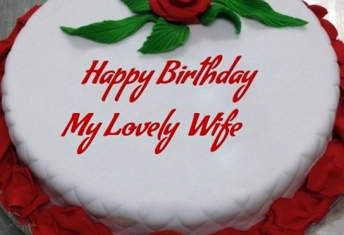 Birthday Cake For Wife Images Pictures And Wallpapers