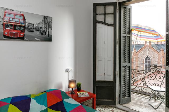 Barcelone chambre bon rapport qualité prix happycasa rooms and flats
