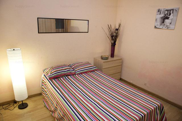 Chambre sympa dans appartement en colocation convivial Barcelone