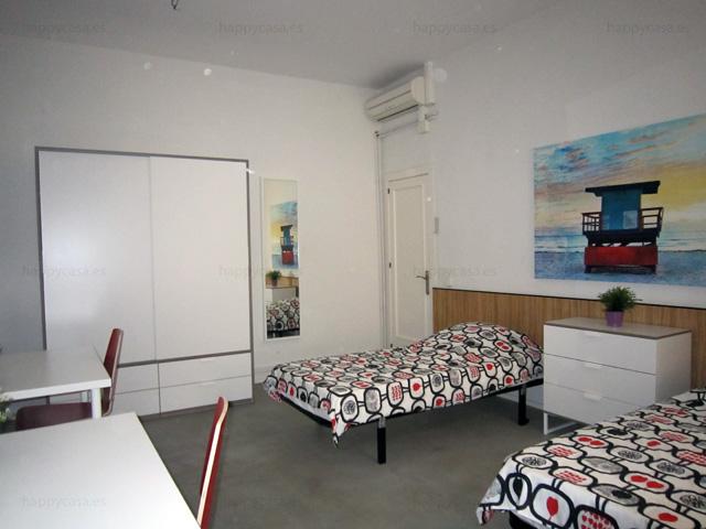 rent a double bedroom in barcelona
