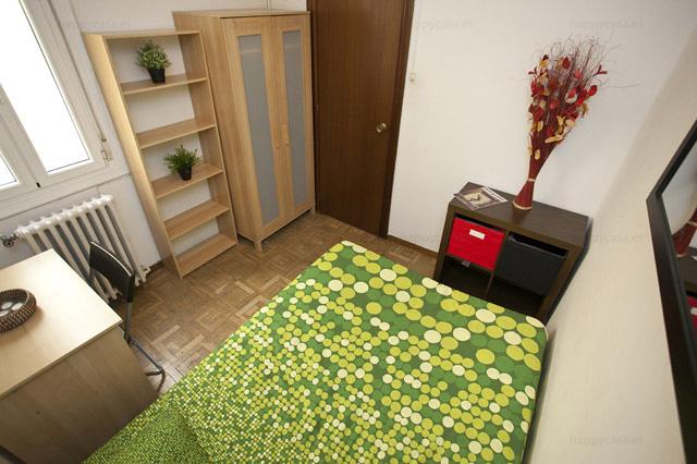 Habitación en apartamento compartido Barcelona Happycasa