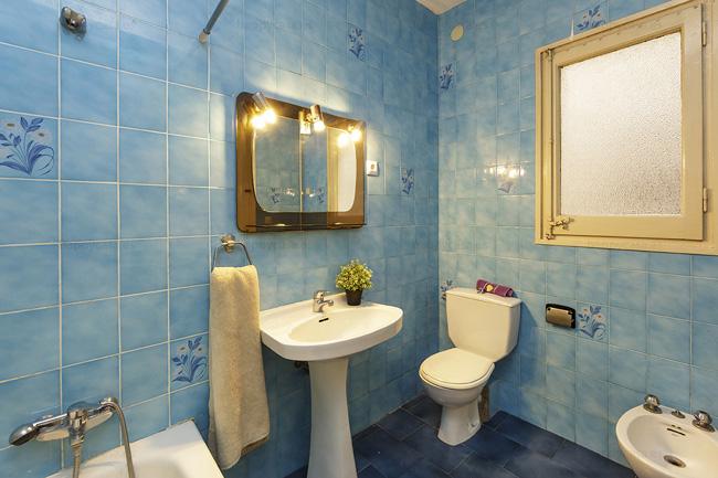 Reservar habitación estudiantes con baño grande Barcelona