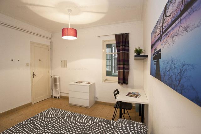 Alquilar habitación privada Barcelona compartir con compañeros