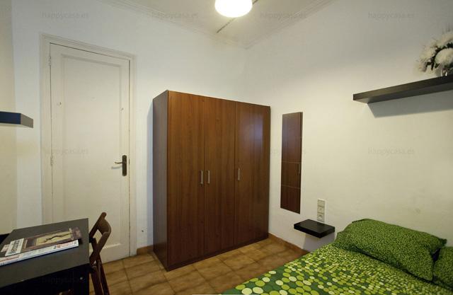 Rentar cuarto en depa compartido Barcelona Grácia