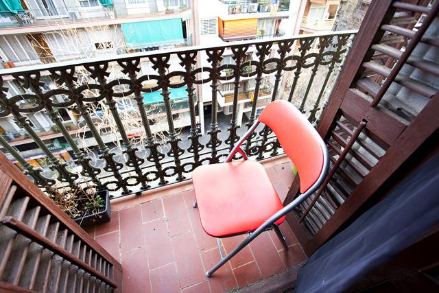 Cuarto grande piso central cerca parque de la Ciutadella Barcelona
