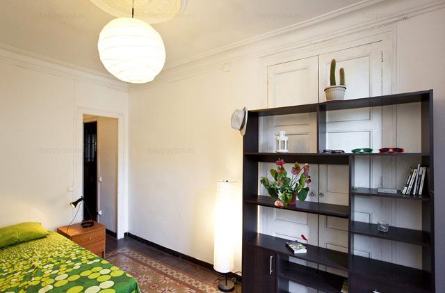 Habitación barata con WIFI Barcelona metro Arc de Triomf