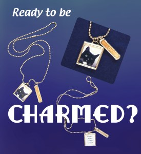 Karen Baird charm necklaces