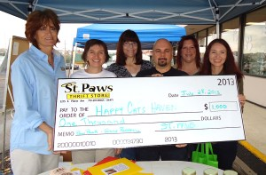 St Paws July 2013