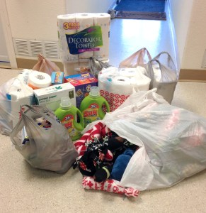 Liberty High School donations