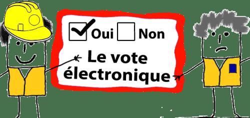 Le vote électronique du comité d'entreprise