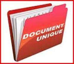 Le document unique d'évaluation des risques