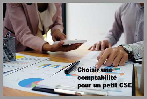 Choisir une comptabilité pour un petit CSE