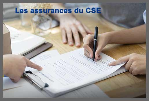 Les assurances du CSE