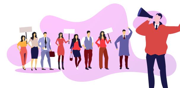 Les élus du CSE présentent à l'employeur les réclamations individuelles ou collectives
