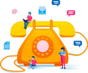 Ligne téléphonique du CSE