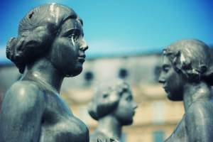 Statues Maillol Louvres