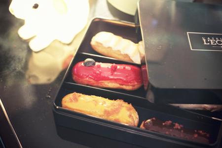 Pause gourmande n°12 - L'Atelier de l'Eclair
