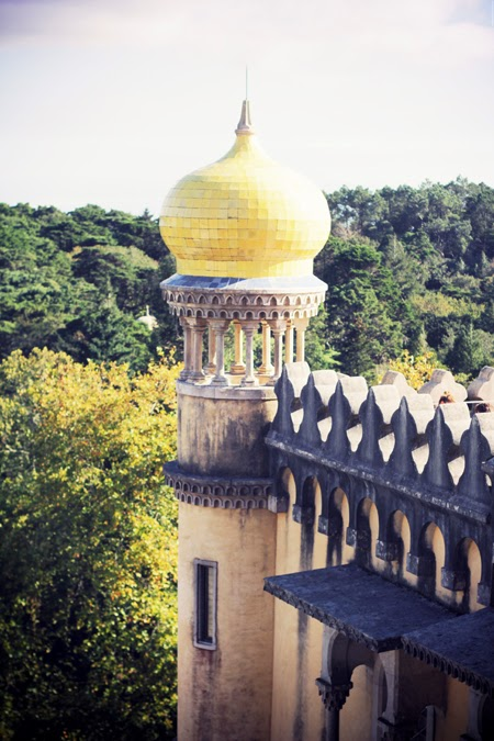 Voyage à Lisbonne - Découvrir Sintra - Portugal