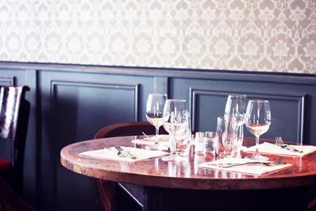 Restaurant Enoteca - Le Marais - Paris