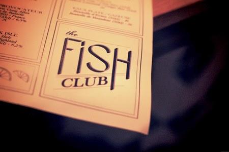 Où diner sur Paris ? Le Fishclub Rue Jean-Jacques Rousseau