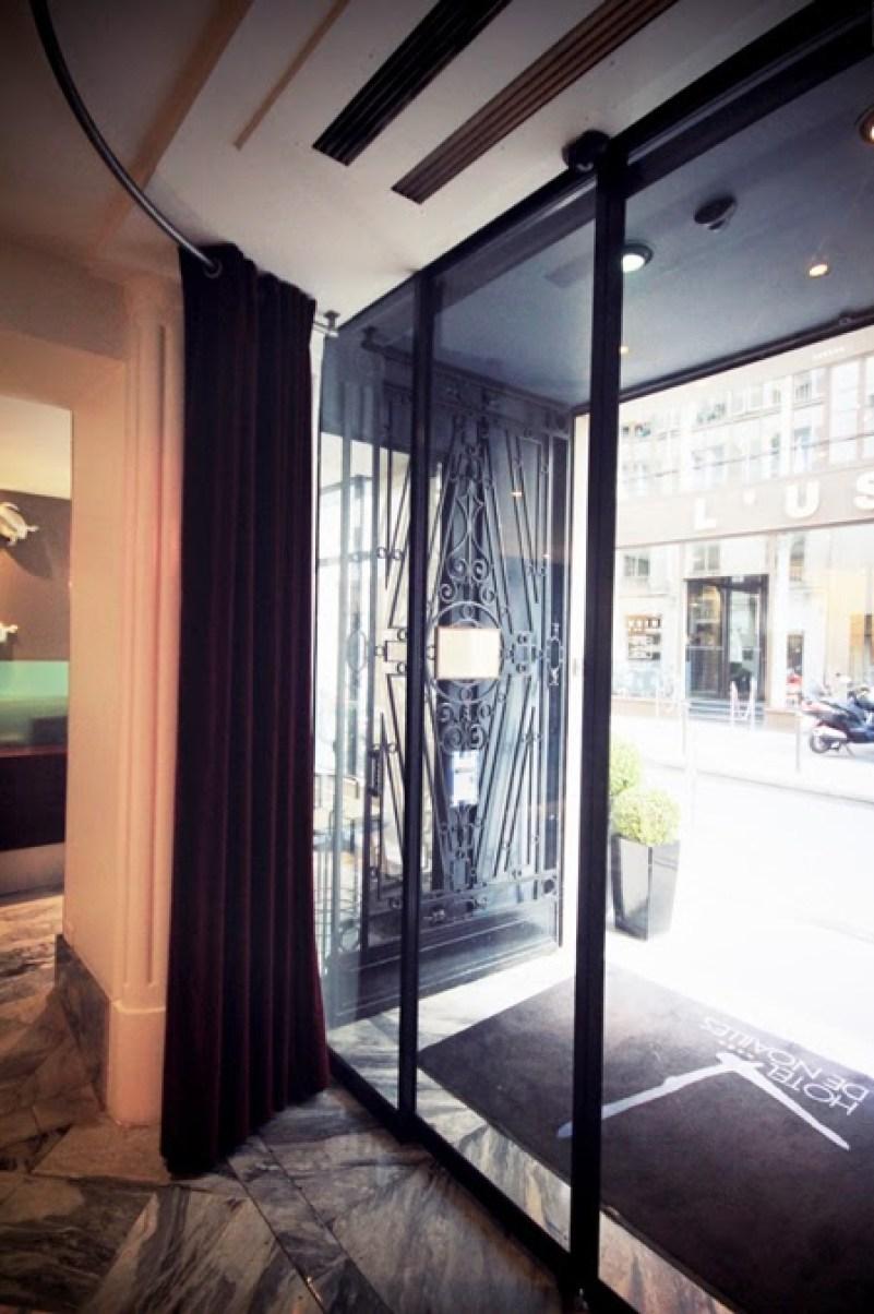 Où dormir à Paris ? Hôtel du Noailles