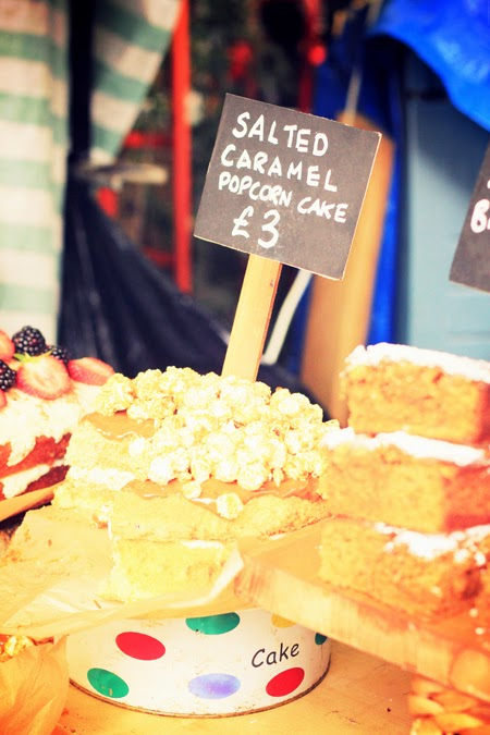 Que faire à Londres ? Camden food market