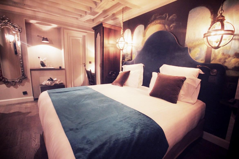 Où dormir à Paris ? Hôtel Da Vinci