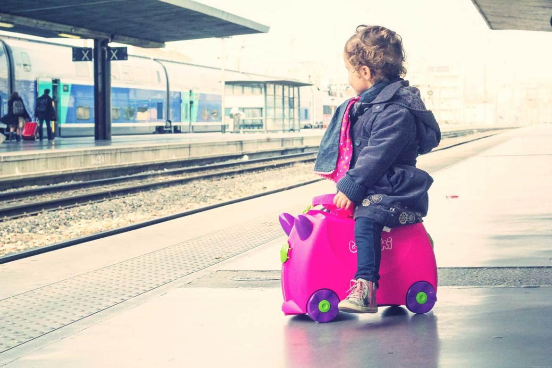 Trunki valises enfants insolite - Voyage