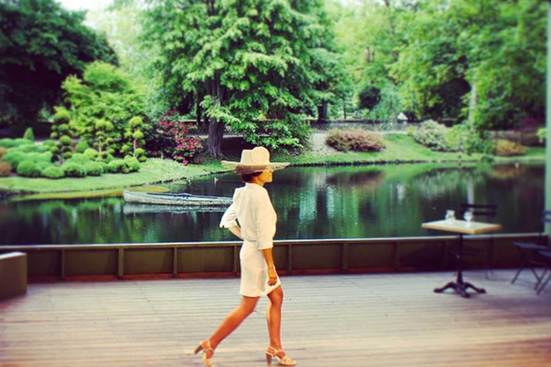 Les Chapeaux de Diane - Chantilly