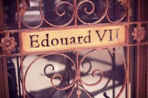 Où dormir à Paris ? Hôtel Edouard VII