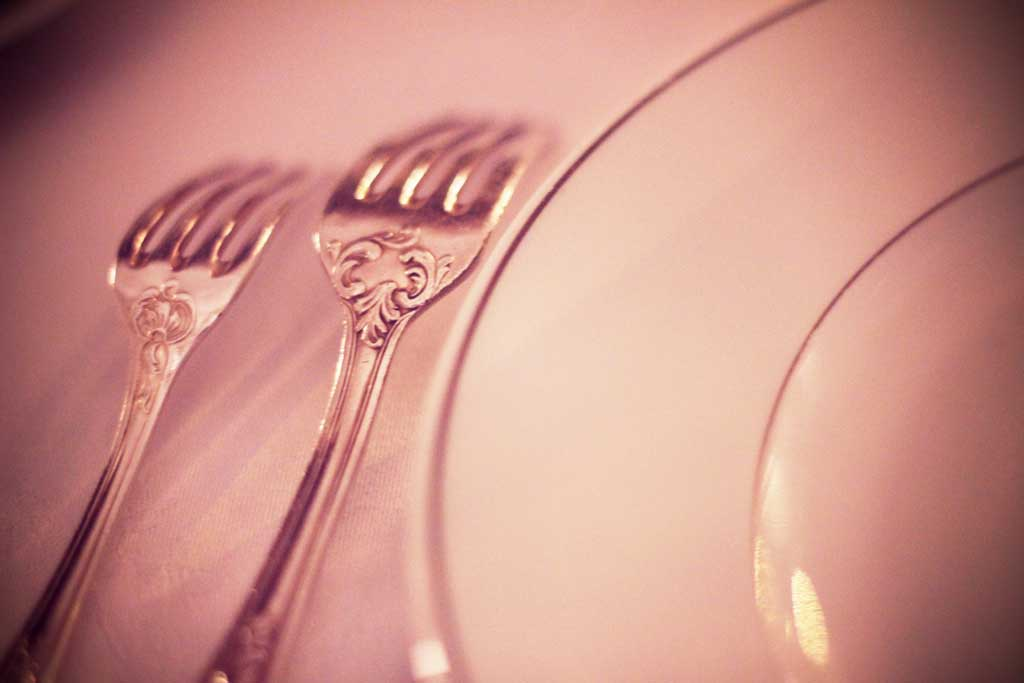 Diner gastronomique au Chateau de Chissay