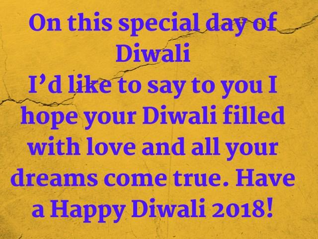 Happy Diwali essay