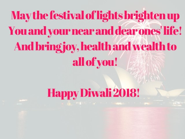 Best Happy Diwali status, SMS greeting, latest messages 2018