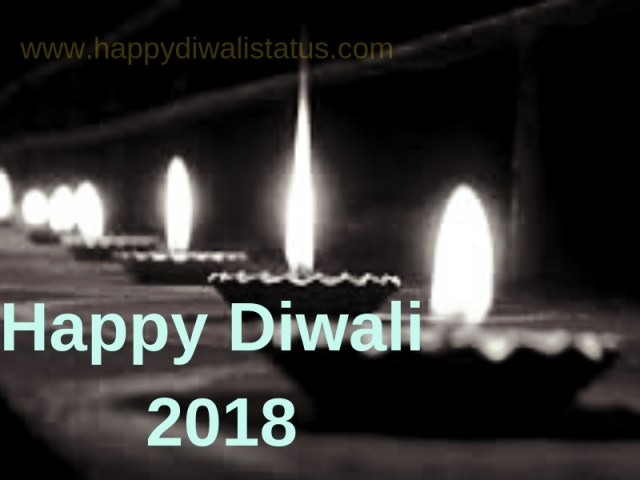 How to celebrates Diwali in this Year 2018 with latest pics and Shayari