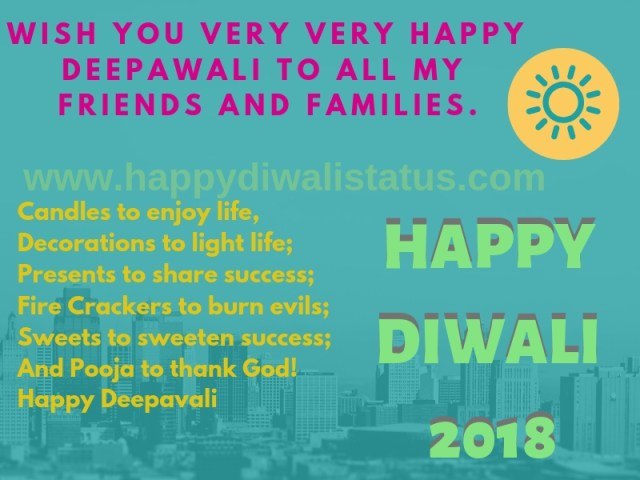 Happy Diwali 2018 How to celebrate Deepawali, the festival of lights?