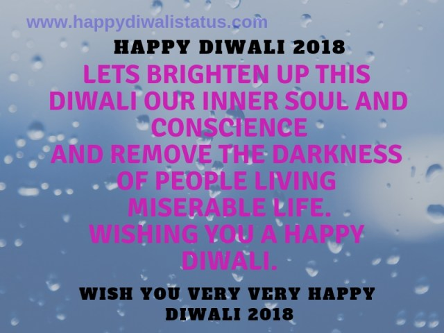 Happy Diwali 2018 How to celebrate Deepawali, the festival of lights?