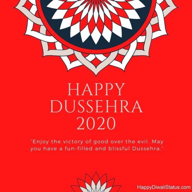 new dussehra status