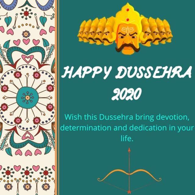 dussehra status 2020