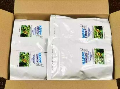 Image displaying arabica coffee beans.