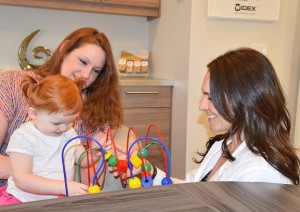 pediatric audiologist happy ears hearing center