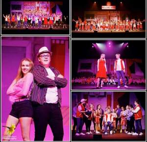 PQA Warwick High School Musical Jr Theatre Performance