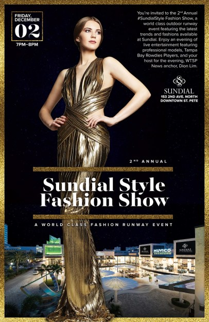 2nd Annual Sundial Style Fashion Show