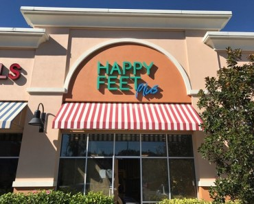 happy feet plus wesley chapel location