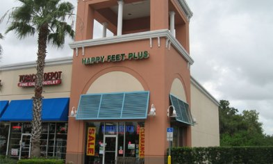 happy feet plus ellenton florida store location