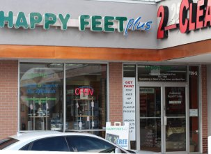 happy feet plus tampa florida store location