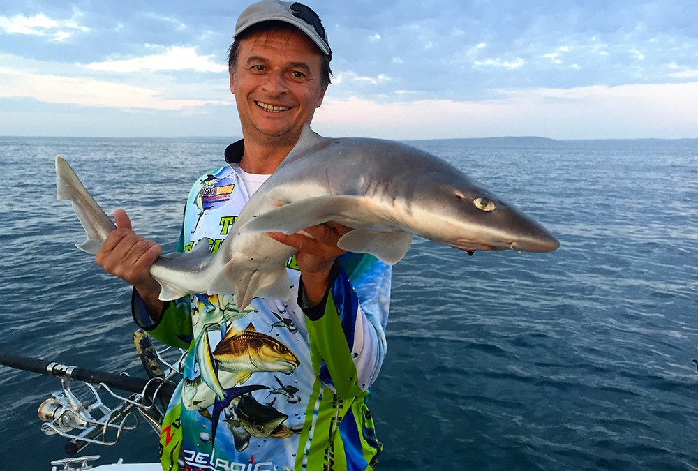 Happy Fisherman Adventures on Ch31