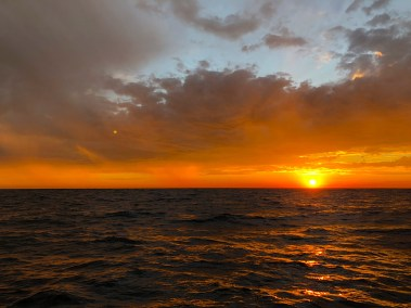 happy fisherman portland sunrise
